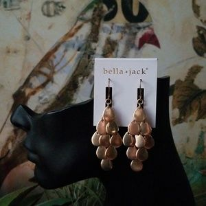 Brand New Bella Jack layered earrings!!